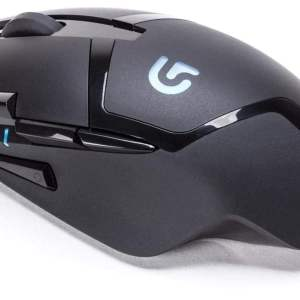 Logitech G402 Hyperion Fury Ultra Fast FPS Gaming Mouse (Black)-0
