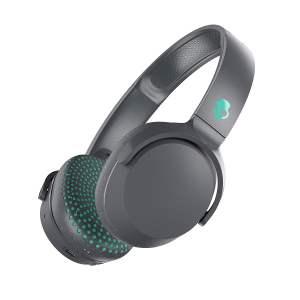 Skullcandy Riff S5PXW-L672 Wireless On-Ear Headphone (Gray/Speckle/Miami) …-0
