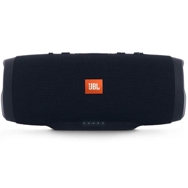 JBL Charge 3 Powerful Portable Speaker with Built-in Powerbank (Black)-5888