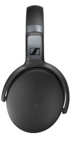 Sennheiser HD 4.40-BT Bluetooth Headphones (Black) With 2 Years Warranty, Packing Damage Only)-6227