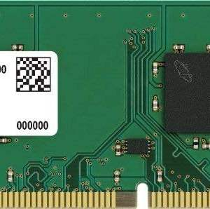 Crucial 8GB DDR4 2400mhz DIMM RAM 2400mhz will work in 2133mhz support motherboard also For Desktop -0