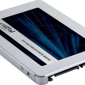 Crucial MX500 500GB SATA 6.0Gb/s 2.5-inch 7mm Internal SSD -0