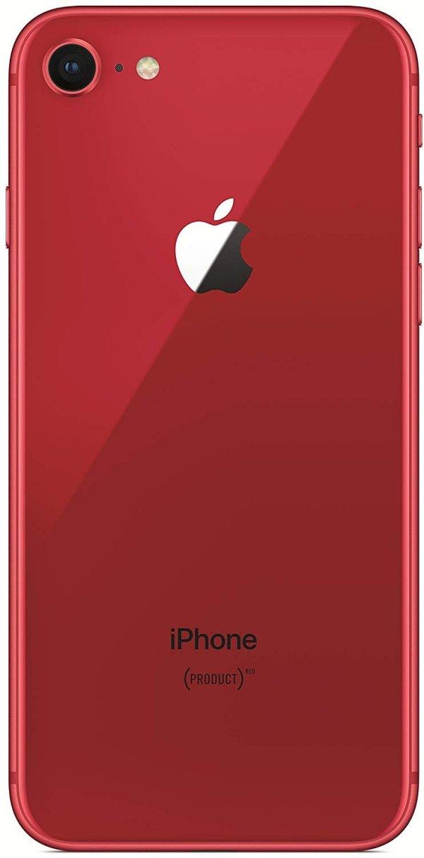 Apple iPhone 8 (Red, 256GB) MRLL2HN/A-7190