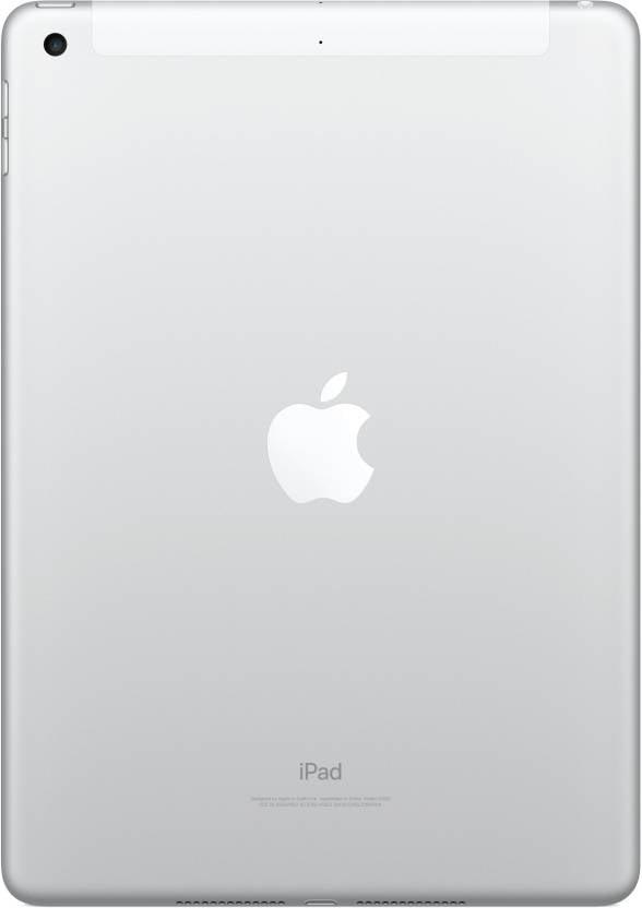 Apple Ipad (Wi-Fi + Cellular, 32Gb) Silver MP1L2HN/A-7207