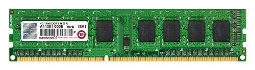 Transcend 4 GB DDR3-1600 MHZ RAM, Memory Module for desktops-0