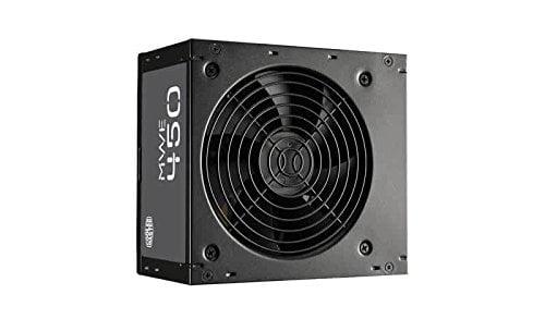 Cooler Master MWE 450-Watt Power Supply-9047