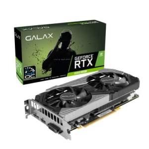 GALAX GeForce® RTX 2060 Super (1-Click OC) 8GB GDDR6 256-bit DP/HDMI/DVI-D Graphic Card-0