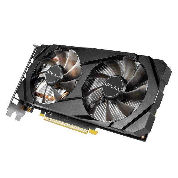 GALAX GeForce GTX 1660 Super 1-Click OC 6GB GDDR6 192-bit DP/HDMI/DVI-D Graphic Card-8866