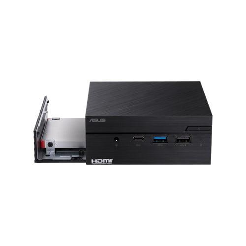 ASUS PN40 Ultra-Compact Mini PC with Intel Celeron N4000 Processor/Intel UHD Graphics 600 / DDR4 RAM/Dual Storage / 4K UHD Support/USB 3.1 Gen 1 Type-C (PN40-BBC203MV)(RAM, M.2 Storage not Included) Black-9320