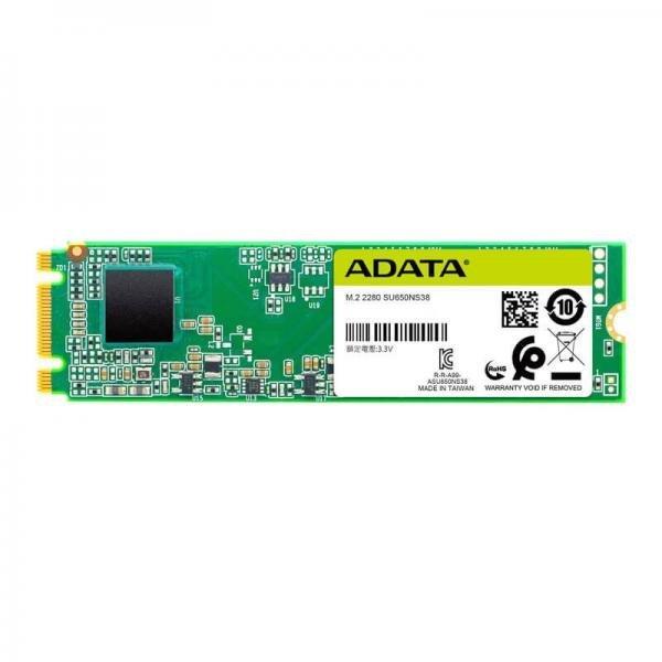 ADATA ULTIMATE SU650 240GB 3D NAND M.2 INTERNAL SSD-0