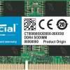 Crucial 8GB DDR4 PC4-21300 CL-19 2666 MT/s SODIMM RAM-0