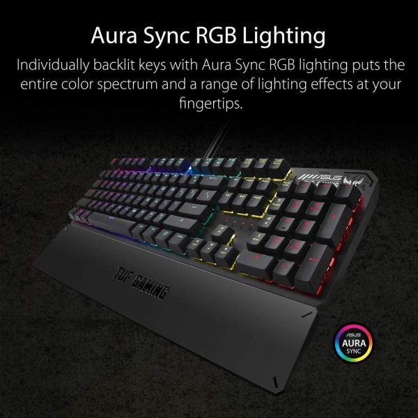 Gaming KeyboardASUS Mechanical PC for PC - TUF K3