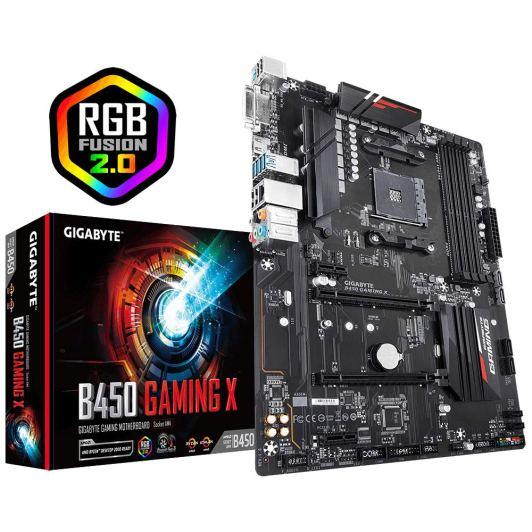 GIGABYTE B450 Gaming Gaming Motherboard