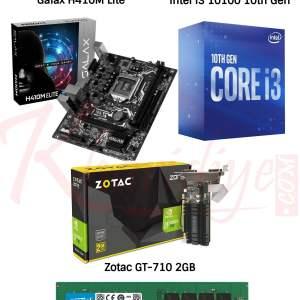 Intel I3 10th gen