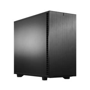 Define 7 Black tower computer (Computer case)
