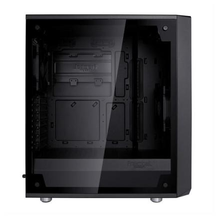 Meshify C Dark Tempered Glass Cabinet