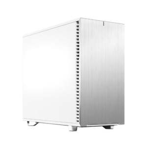 Define 7 Tower computer White (cabinet)