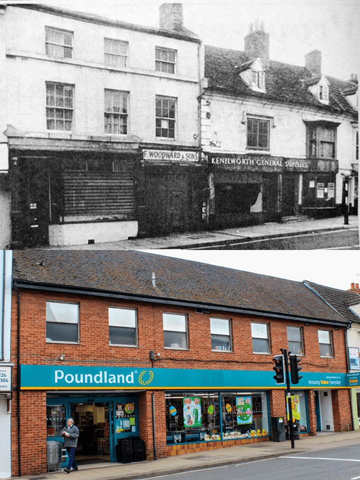 18-24 The Square, Poundland