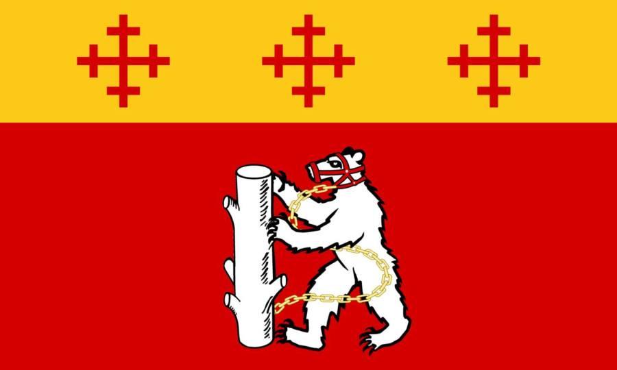 Warwickshire Crest