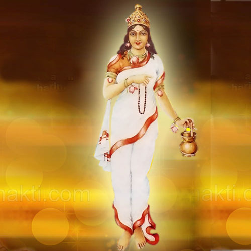 Image result for maa brahmacharini