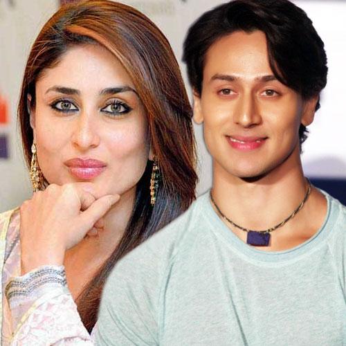 Kareena का मेल वर्जन है Tiger Shroff! bollywood tiger shroff takes male version of kareena kapoor khan joke as a compliment!
