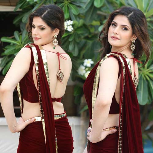 ...और Sexy और छरहरी हुई Zarine I lost weight for the media: Zarine Khan