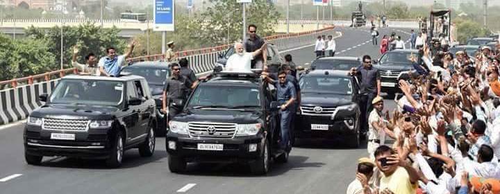 Delhi Meerut Expressway Inauguration