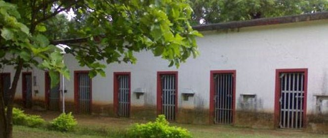 Detention Camp - Hijli-Jail