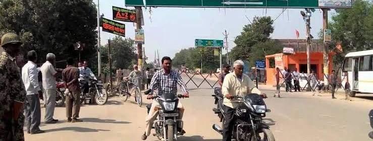 Lockdown Kannauj to Kanpur