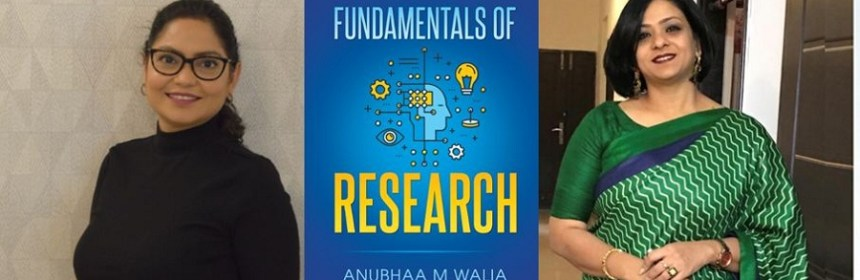 Fundamentals of Research written by Anubhaa and Manpreet