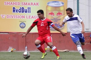 RedBull C Division League: Boudha FC Vs Khalibari - Khel Dainik Photos