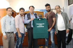 Champion To Raise Money For Nepalese Cricket - Khel Dainik