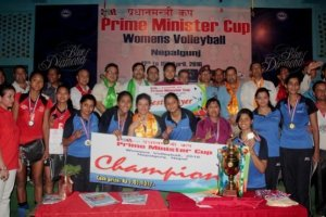 UP Railway Wins 3rd PM Cup Indo-Nepal Championship - Khel Dainik