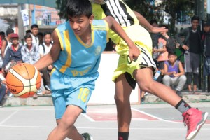 Kathmandu: 1st Prolific SEE School-Level Three-By-Three Basketball Tournament Kicks Off; Hosts Galfutar Youth Enters Semis - Khel Dainik