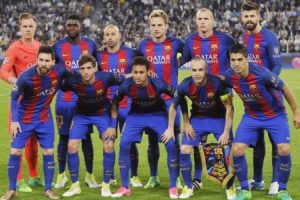 Barcelona don't believe in second miracle comeback after Juve crushing - TexasNepal