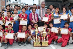 Golden Peak, HHCA Wins 2nd BNA Cup Title - Khel Dainik