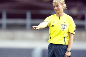 Referee Steinhaus promoted as 1st women in Bundesliga - TexasNepal