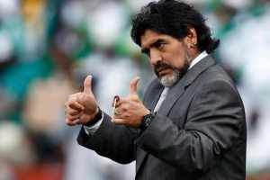 Maradona to coach UAE second division side - TexasNepal