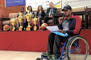 Wheelchair Basketball Tournament From Saturday - Khel Dainik