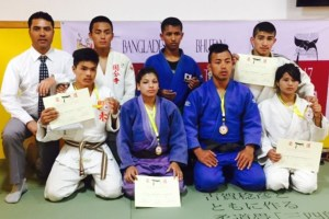 CWCN bags two gold in Bhutan - TexasNepal