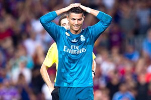 Cristiano Ronaldo Suspended For Five Games - Khel Dainik