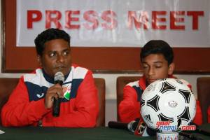 Maldives U-15 coach: Astoturf will be good for us - Khel Dainik