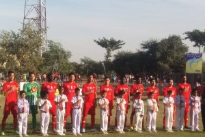 2nd Manmohan Memorial Gold Cup kicks off - TexasNepal