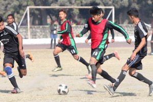 Lalitpur: Ideal And Ace Victorious In 1st Malpi Cup - Khel Dainik