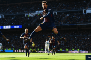 Barcelona wins in Bernabeu - TexasNepal