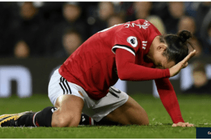 Zlatan ruled out for a month - Khel Dainik