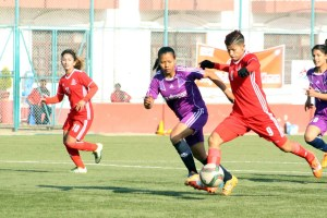 Goal galore in National Women's League as APF and Army bag impressive wins - TexasNepal