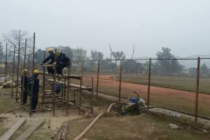 Khaptad Goldcup's preparation in full swing - Khel Dainik