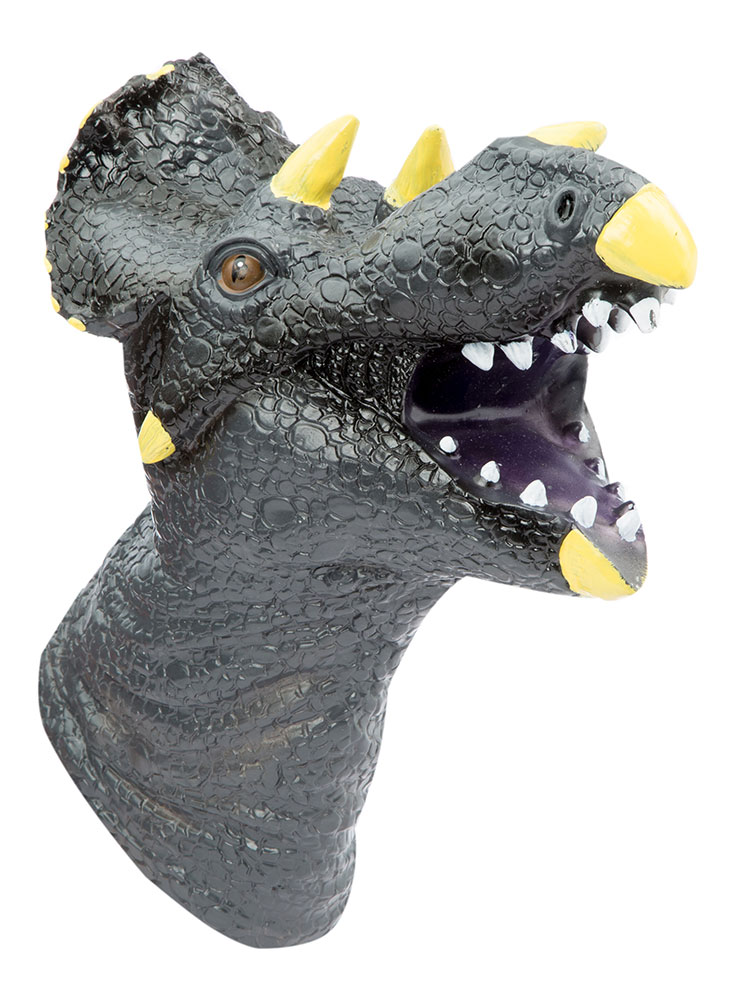 Buy Dinosaur Puppet Black Online In India Kheliya Toys