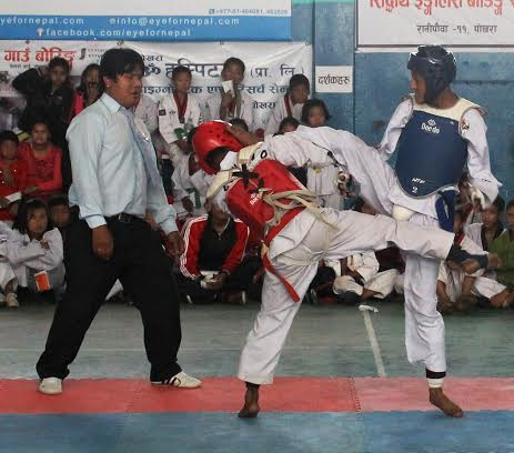 juniorr taekwondo